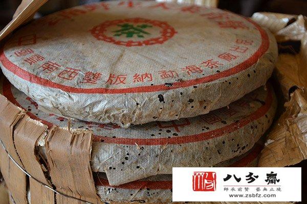 普洱茶收藏对湿度的控制极为关键