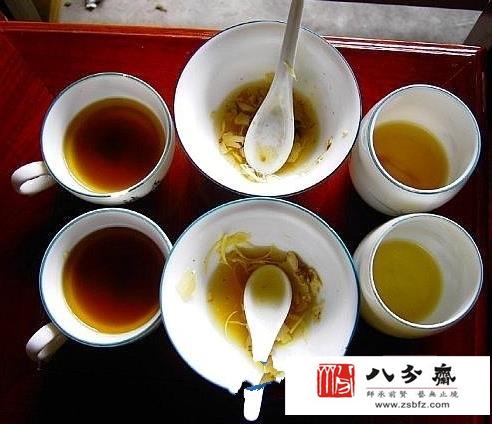 云南苍山洱海三道茶