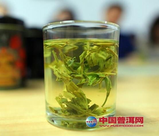 龙井茶的冷泡法