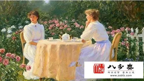 英国人与中国人喝茶上的不同文化习气