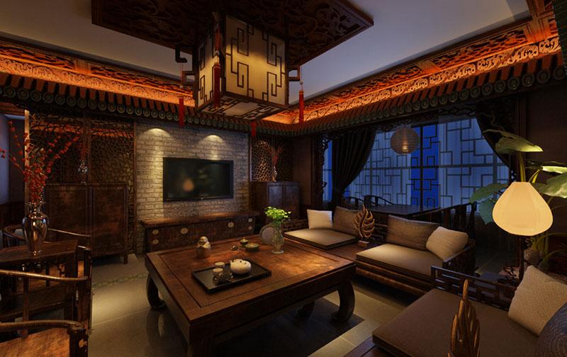 中式装修中教你如何购买红木家具
