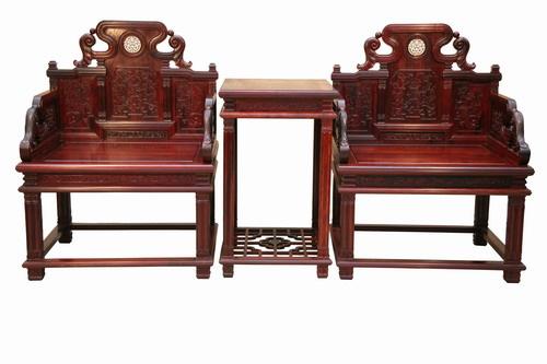 越南条纹乌木家具