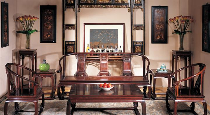 非洲乌木家具