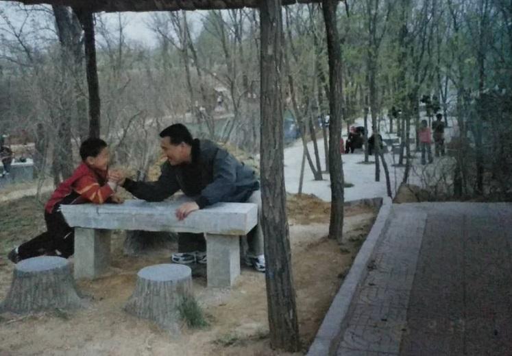 颜丙涛父亲回忆心酸史 寄语儿子不忘初心为国争光