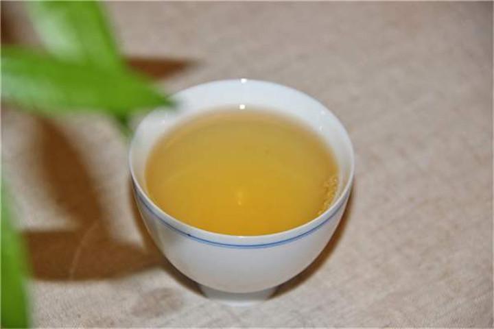 普洱茶的味觉与温度