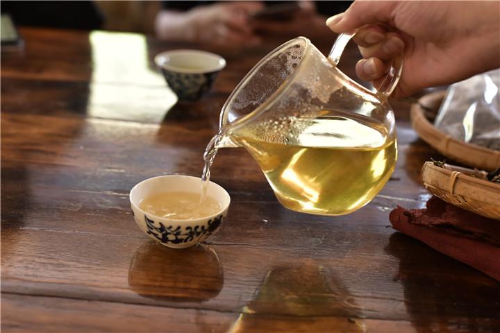 普洱茶洗茶的作用,很多人都不知道