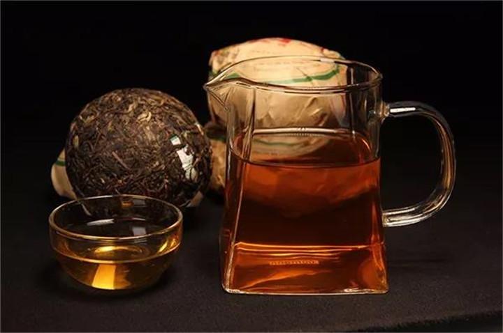 什么是普洱茶的水性?