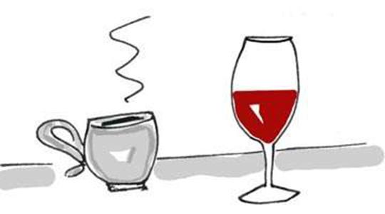 咖啡和红酒可以一起喝?不!正确的姿势是这样