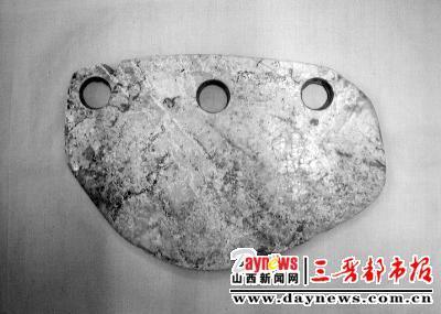玉器和人殉之谜:芮城清凉寺墓葬群(图)