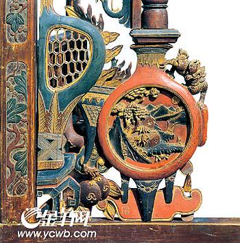 传奇人物:收藏齐白石竹木雕