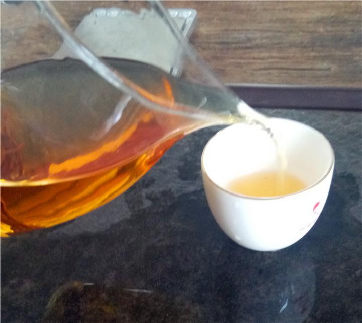 普洱茶的异味