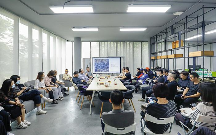 华侨城盒子美术馆呈现汤国&金亚楠双个展