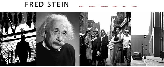 他不仅拍摄爱因斯坦,还开创了街头摄影的先河