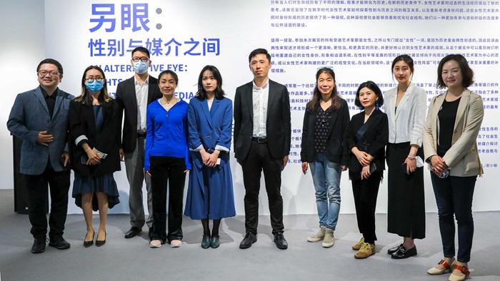 新媒体展览《另眼:性别与媒介之间》临港当代美术馆开幕